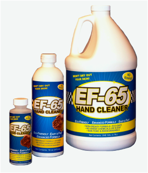 EF-65 Environmentally Safe Hand Cleaner